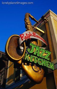 Jazz Kitchen - my top restaurant recommendation in Downtown Disney Anaheim, CA