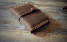 iPad Case sleeve Super distressed leather ipad air  by kodowing