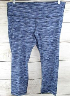4a354a2182af7 Details about Old Navy Active Womens Plus Compression Capri Leggings 2X  GO-DRY NWT
