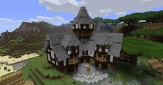 Tiris village: Peak inn - Screenshots - Show Your Creation - Minecraft Forum - Minecraft Forum