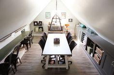 La Granja: maravillosa casa de estilo ecléctico y llena de encanto