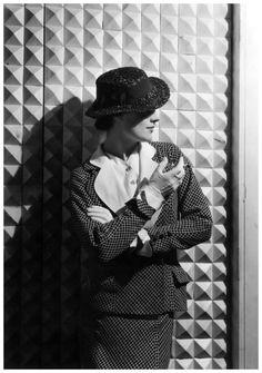 Horst P. Horst. 'Chanel, Vogue France' 1935