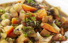 Soepen en stoofpotjes · EVA maakt het plantaardig