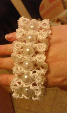 Crochet Necklace, Decorations, Wedding, Jewelry, Crochet Collar, Valentines Day Weddings, Jewellery Making, Jewerly, Jewelery