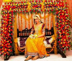 event is very important in Asian wedding. specially in Pakistan bridal us. , Mehndi event is very important in Asian wedding. specially in Pakistan bridal us. , Mehndi event is very important in Asian wedding. specially in Pakistan bridal us. Sikh Wedding Dress, Yellow Wedding Dress, Muslimah Wedding Dress, Bridal Mehndi Dresses, Wedding Mehndi, Pakistani Bridal Wear, Bridal Dress Design, Desi Wedding, Pakistani Dresses