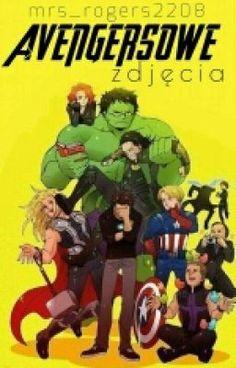 """Powinieneś przeczytać """" Avengersowe Zdjęcia  """"na #Wattpad. #losowo"""