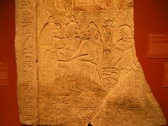 Relief from the tomb of Merire  From Saqqara  New Kingdom, 18th dynasty, reign of Amenhotep III, around 1380 BC