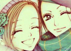 ~Nana Love *ω* Nana Manga, Manga Love, Yazawa Ai, Nana Komatsu, Nana Osaki, Anime Family, Anime Life, Aesthetic Anime, Japan Travel