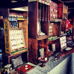 Jewelry Booth Display Ideas | Flickr: The Jewelry & Bead Booths Pool