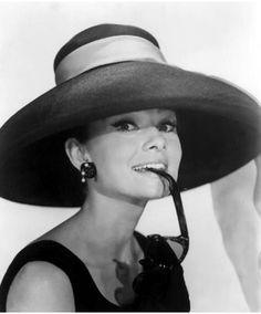 Cappello di Audrey Hepburn in Colazione da Tiffany