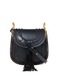 Chloé Hudson small leather cross-body bag