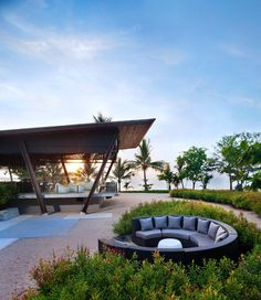 W Retreat Koh Samui, Koh Samui Island, Thailand by MAPS Design