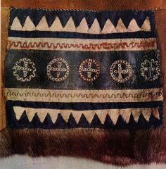 FolkCostume&Embroidery: Costume [and dance] of the Koryak people of Kamchatka
