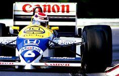 Nelson Piquet Hungria 1986
