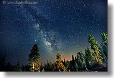 Amazing night sky time lapse videos.