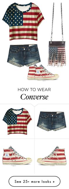 """""""Untitled #358"""" by lusiskot on Polyvore featuring rag & bone and Converse"""