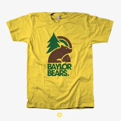 Cute #Baylor shirt from Congress Clothing.