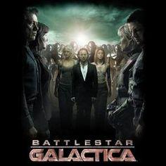 Battlestar Galactica Crossroads Black T-Shirt