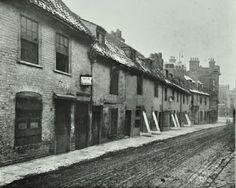 OLD DEPTFORD HISTORY: Carrington House, Deptford 1902