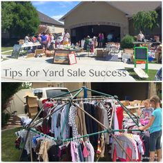 9 do's and don'ts for yard sale success