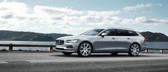 #Volvo S & V90 : #design scandinave