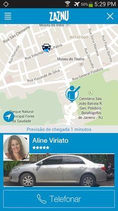 O app de caronas Zaznu, que estava disponível para Android, agora pode ser usado em iPhones e iPads também. Ele se baseia no Lyft, responsável por uma redução no trânsito de San Francisco, California, e já tem registrados mais de 6 mil motoristas nas 12 cidades sede da Copa. Leia mais no G1 ♦ por Helton Simões Gomes.