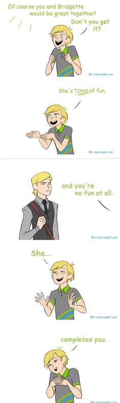 "Miraculous - Adrien and Felix - ""She completes you"">>Haha it's an ice age 2 quote Comics Ladybug, Meraculous Ladybug, Ladybugs, Marinette E Adrien, Adrian And Marinette, Funny Memes, Hilarious, Miraculous Ladybug Fan Art, Kids Shows"