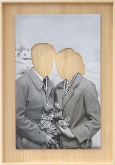 Hans-Peter Feldmann - Lovecouple (3 hands), ca 2009.