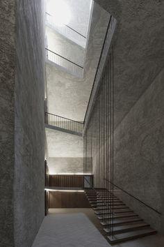 the condestables house; tabuenca leache arquitectos