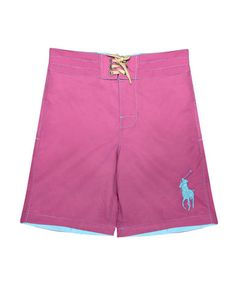 Boys Ralph Lauren Swim Shorts