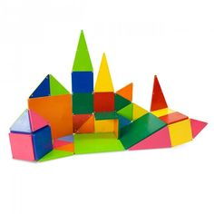 Magna Tiles Solid Colors 100 Piece Set
