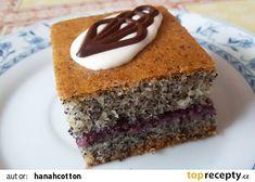 Hrnkový makovník recept - TopRecepty.cz 20 Min, Cake, Recipes, Poppy, Food, Brownies, Cake Brownies, Food Cakes, Eten