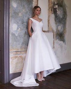 a5f14977d4 55 mejores imágenes de Vestidos para boda civil