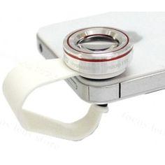 Makró lencse telefonra - 15X - csipeszes mobiltelefonra, táblagépre Cigar Cutter, Iphone