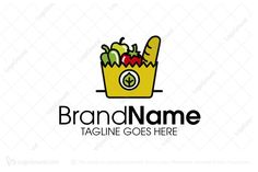 Logo for sale: Grocery Store Logo