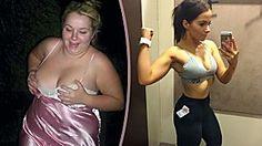 Mit Bodybuilding überwand Hannah ihre Bulimie