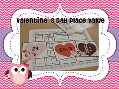 Valentine's Day Updates and a Frebbie, Plus Visual Plans