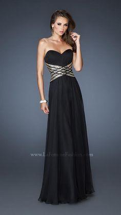 La Femme 18558 | La Femme Fashion 2013 - La Femme Prom Dresses - Dancing with the Stars