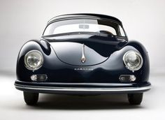 Vintage Porsche!