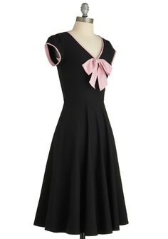 Stop Staring! All That and Demure Dress | Mod Retro Vintage Dresses | ModCloth.com; $189