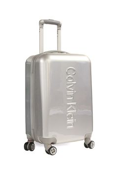 calvin kelin luggage from haute look! must have!