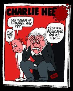 Charlie Hebdo: «C'est dur d'être aimé par des cons» - Rue89 - L'Obs