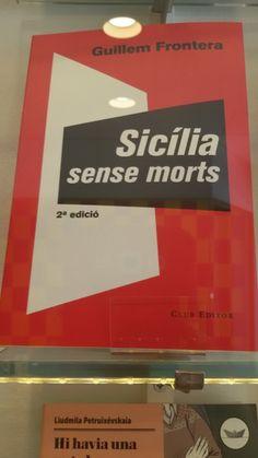 """""""Sicília sense morts"""" de Guillem Frontera"""