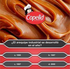 ¿Qué tanto conoces a #Copelia y nuestra historia? Cuéntanos cuál es la respuesta…
