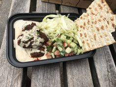 Special Passover Mini Falafel Platter from Taïm!