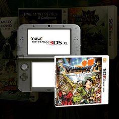 Tenemos un concursado activo! Una New Nintendo 3DS XL  5 Dragon Quest VII  juegos. MIRA: http://www.alfabetajuega.com/concurso/concurso-dragon-quest-vii-n-292 #videojuegos #Nintendo #dragonquest #juegoarolen3DS