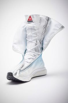 Reebok unveils lightweight Floatride Space Boot for astronauts