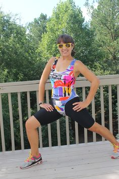 Amy, Celeste...check this out! :) Vintage 80s Graffiti Print Aerobic Leotard by by benbeautiful, $22.00