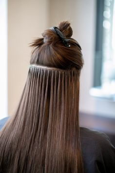 Hair & Beauty Keratin Bonds/Fusion Extensions Workshop Weddings - The Fool With A Tool - Odd Traditi Micro Loop Hair Extensions, Hair Extensions Tutorial, Keratin Hair Extensions, Fusion Hair Extensions, Hair Extensions For Short Hair, Extension Keratine, Hairstyles Haircuts, Cool Hairstyles, Hair Extensions Before And After
