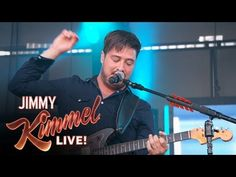 "Mumford & Sons Performs ""The Wolf"" - YouTube"